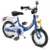 Puky ZL 12-1 Kinderfahrrad Aluminium Fussball blau